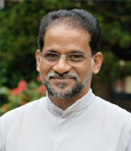 Rev. Dr. George Edayadiyil CMI - Manager