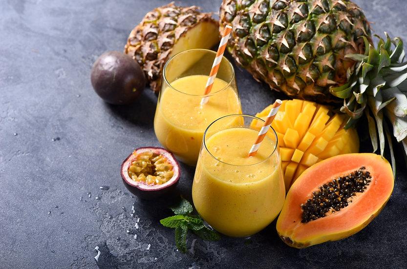 Pineapple Papaya