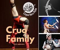 Cirque Hors Piste - Explorateurs