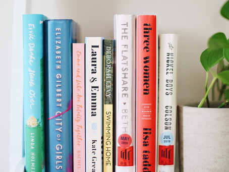 Reading Wrap Up 08+09: What I read in August + September