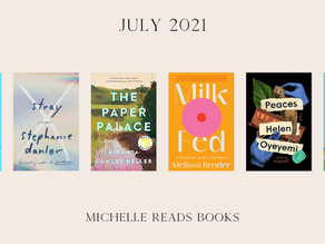 10 Books I Read in JUly