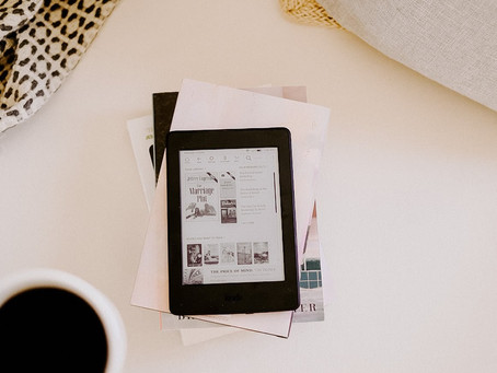 Let's Talk E-Readers