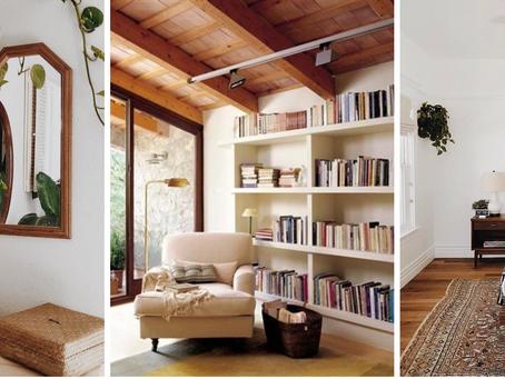Some Bookish Home Decor Inspiration