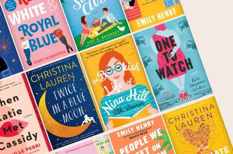 15 Really Fun Rom-Coms to Add To Your Reading List
