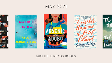 7 Books I Read and Loved in MAY