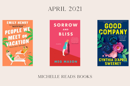 5 Books I Read and Loved in April