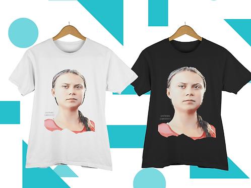 T-shirt Greta Thunberg
