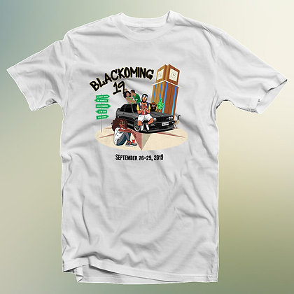 Blackoming 2019 Tee