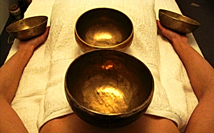 Klangmassage Soundhealing