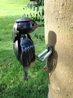 Cutlery Woodpecker