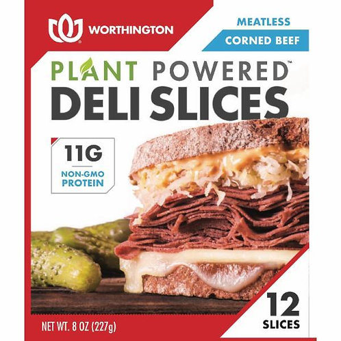 Corned Beef, Sliced (8oz)