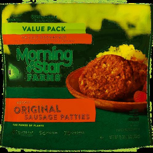 Morning Star Sausage Patties