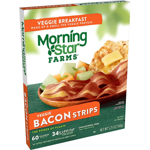 Morning Star Farms Bacon Strips