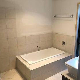Bathroom Renovation, The Gap