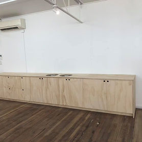 Cabinetry, The Gap
