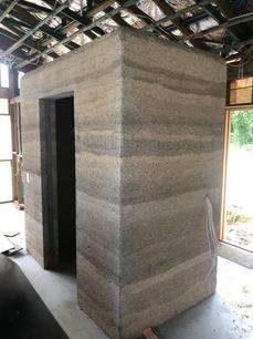 Sustainable Building Materials (Hempcrete), The Gap