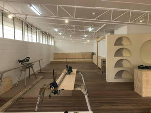 Custom Cabinetry Shop Fitout, The Gap