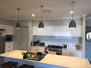 Home Kitchen Electrical