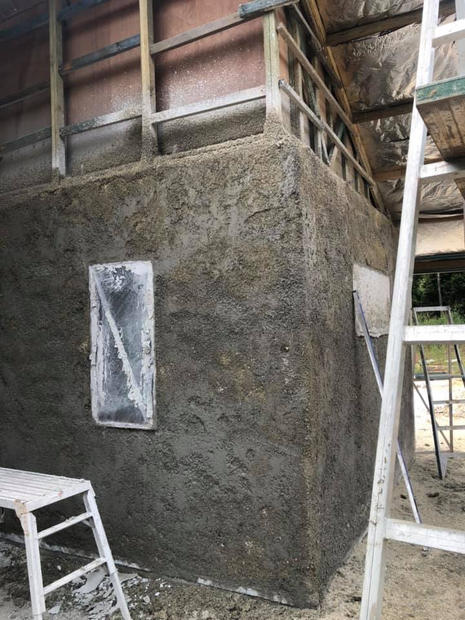 Sustainable Hempcrete, The Gap