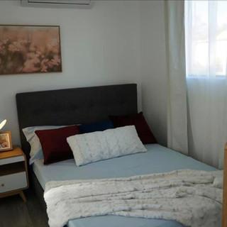 Caravan Park Portable Cabin Bedroom