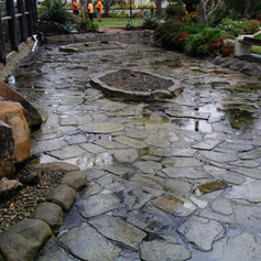 Commercial Pond Clean - After