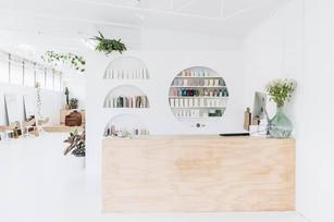 Shop Fitout (Hair Salon), The Gap