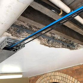 Concrete Repairs, The Gap
