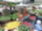 Variety of fresh produce at Tuesday Lane County Farmers Market
