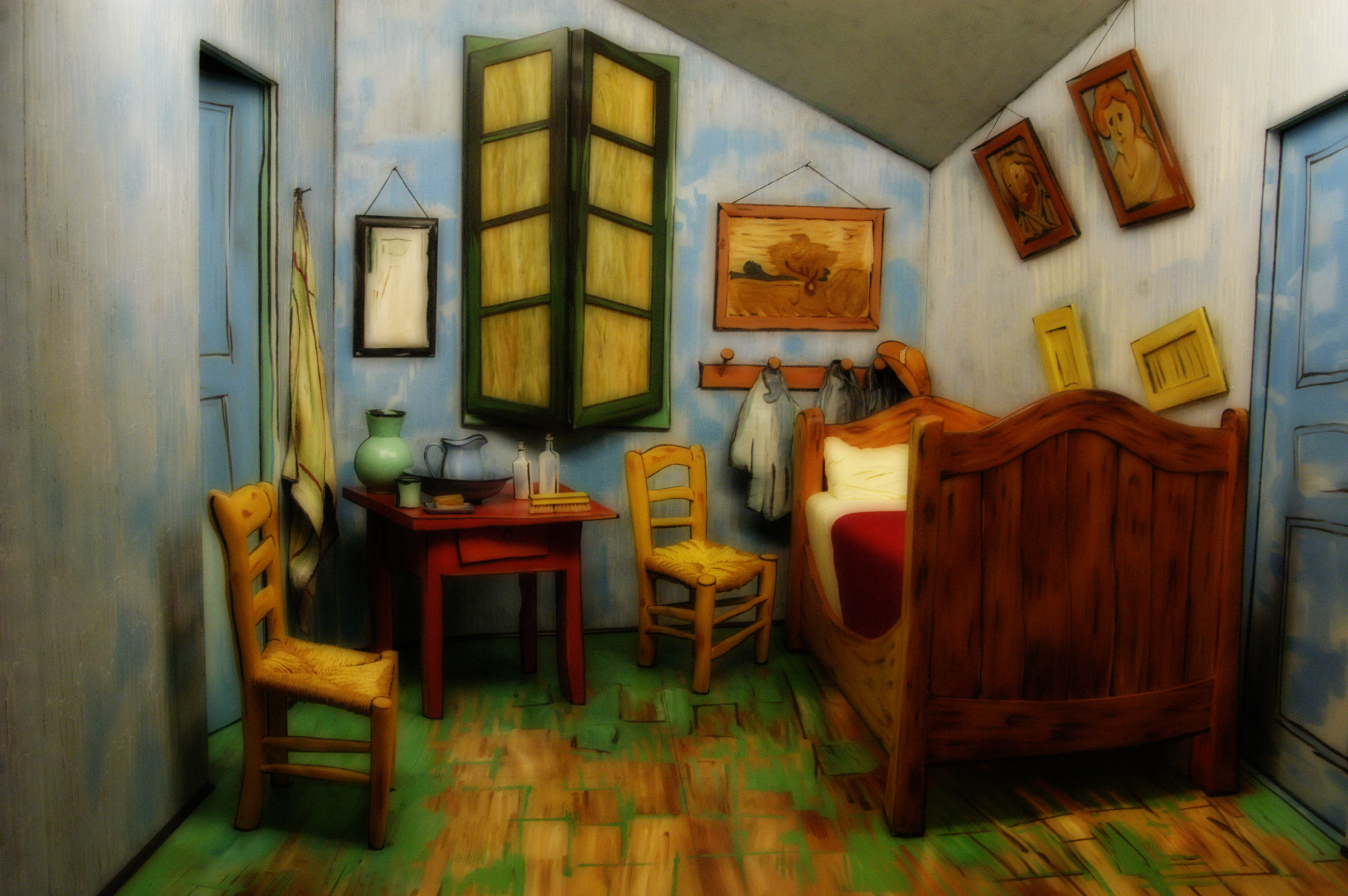 Van Gogh's Bedroom 49940