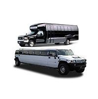 Chicago wedding Hummer limos and party buses