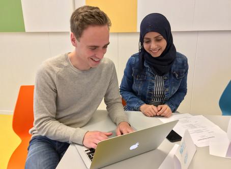 Vellykket CV-workshop for tidligere flyktninger på vei ut i arbeidslivet
