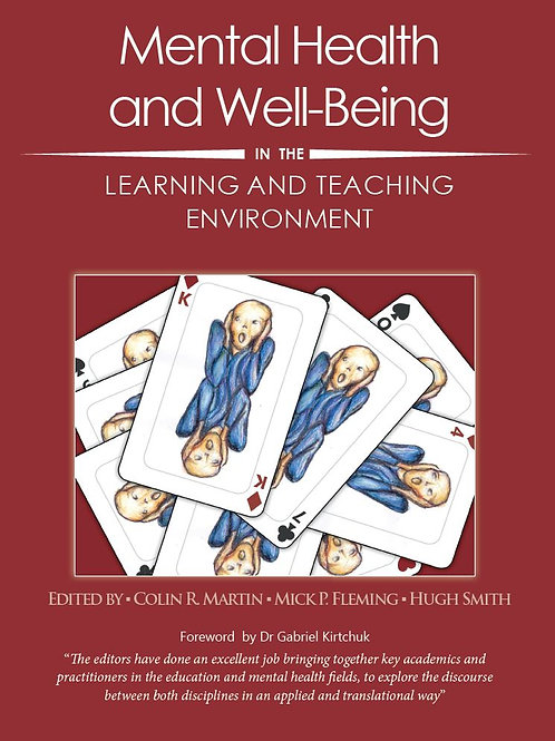 Mental Health & Wellbeing Learning & Teaching Env. (£19.99 + £2.99 p&p)