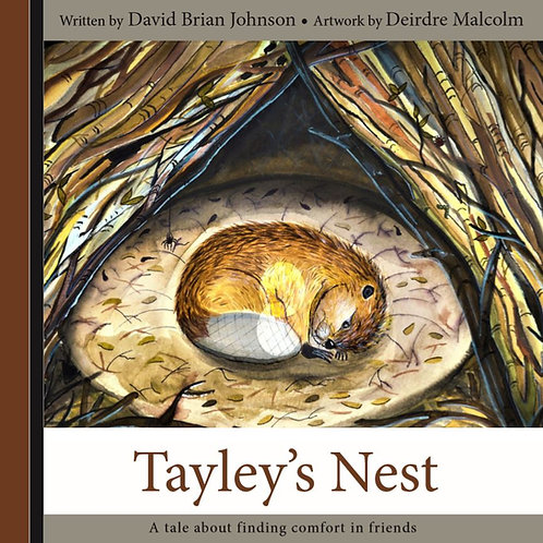 Tayley's Nest (Four Friends Series) (£7.99 + £1.49 p&p)