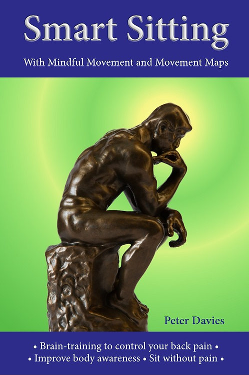Smart Sitting with Mindful Movement & Movement Maps (£14.99 + £1.99 p&p)