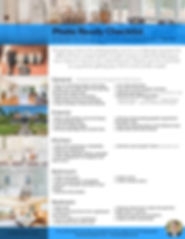 Real estate photography check list PDF link