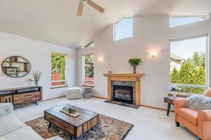 Bellingham living room