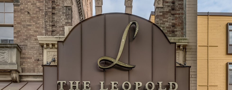 The Leopold Entrance