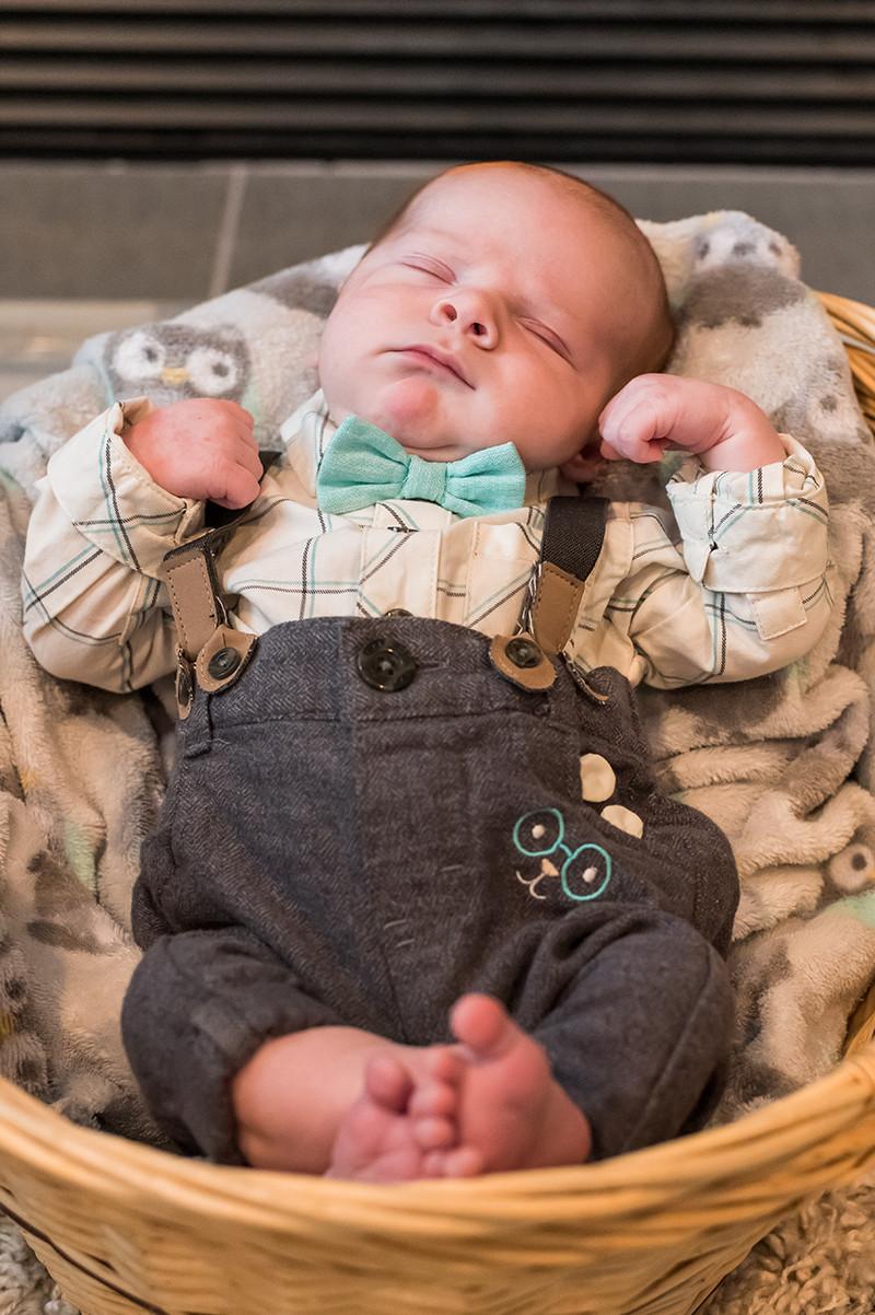 Newborn Photography Session in Ferndale, WA.