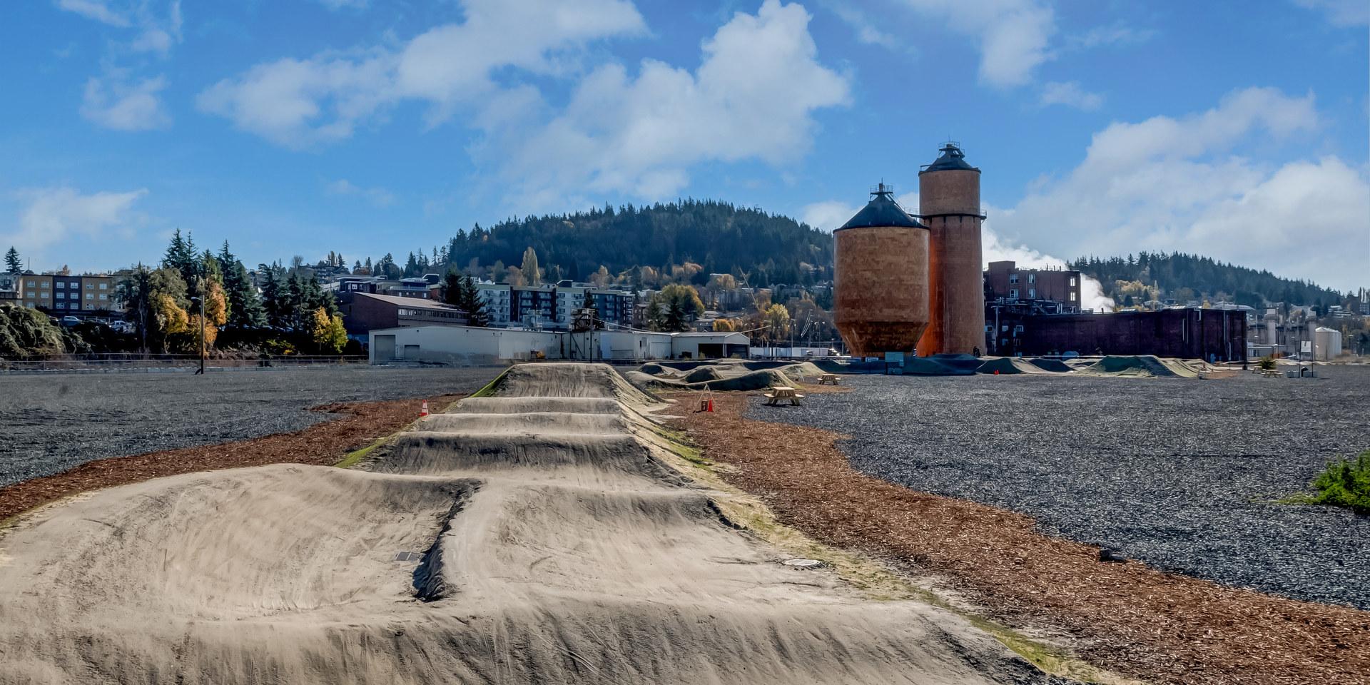 Waypoint Pump Track