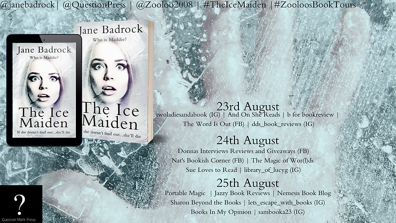 The Ice Maiden Book Tour Poster.png
