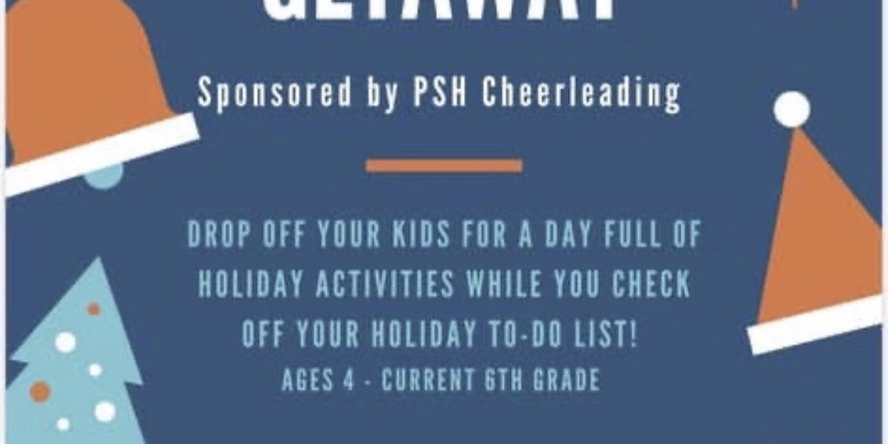 """PSH Cheer """"A Holiday Getaway"""""""