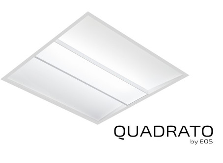 The new Quadrato knocks other recessed luminaires into the dark