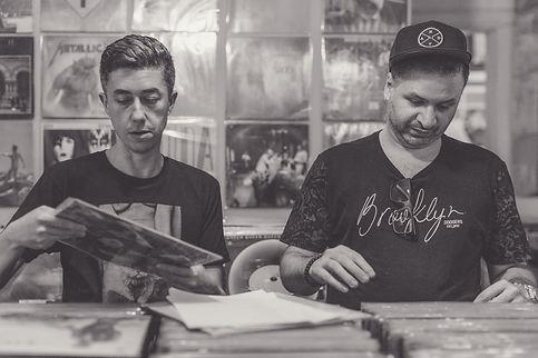 Julio Torres & DJ Andy | Photo: Bruno Candiotto