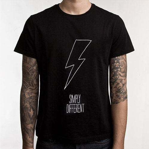 Camiseta Masculino Ray Simply Different