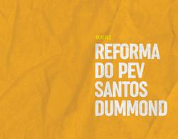 Reforma do PEV Santos Dummond