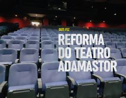 Teatro Adamastor totalmente revitalizado em 2020