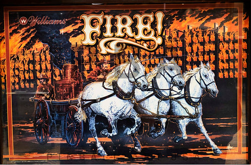 Fire! 1987 Williams