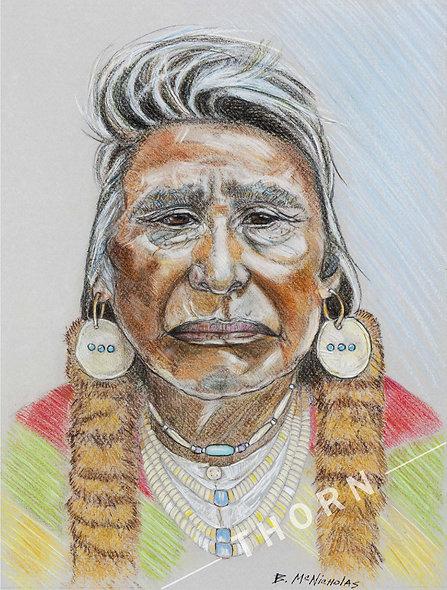 Chief Joseph by Brian McNicholas