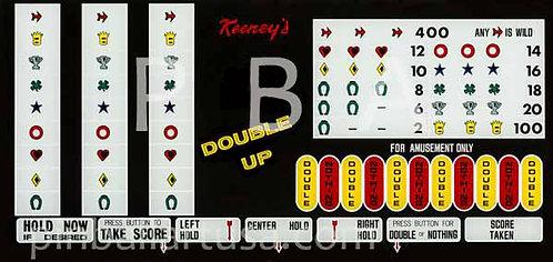 Double Up Keeney