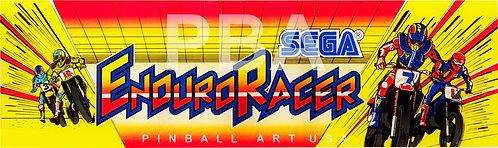 Enduro Racer Sega
